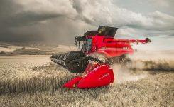 Así será la nueva cosechadora Axial-Flow 250